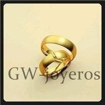 Alianzas De Oro 8grs El Par **precio Por Unidad**