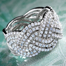 Anillo De Diamantes Stauer Cuenta