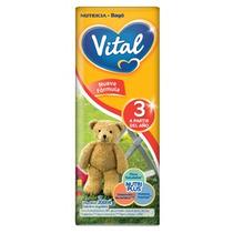Leche Vital 3 Nutri Plus X 200 Ml Punto Bebé
