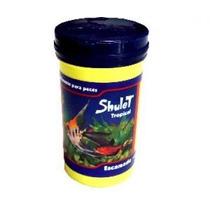 Alimento Shulet Para Peces Tropicales X 10 Gramos.