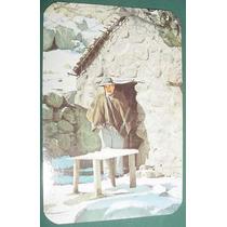 Almanaque Calendario Bolsillo Año 1983 Paisano Cabaña