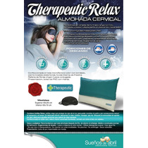 Almohadas Cervical Therapeutic Relax Con Antifas