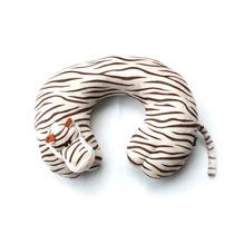 Almohada De Viaje Para Cuello Tigre Diseño Morph