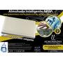 Almohada Inteligente C/ Memoria Visco 80x50cm Semiesferas