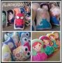 Almohadones Decorativos - Superheroes, Princesas Y Más!
