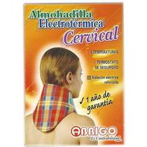 Almohadilla Termica Electrica Cintura Espalda Cervical Calor