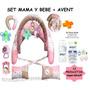 Almohada Amamamantar Gym+kit Avent Y Mas!!!13 Productos!!!