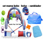 Almohadaamamantar Gym+set Mama-bb+bolso+cambiador11productos