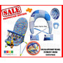 Silla Mecedora Baby Innovation Vibratoriasi Musical+set