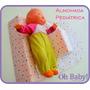 Almohada Pediatrica Bebes Seguridad Postura Ideal -castelar-