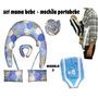 Almohada Amamamantar+nido+cuellito+almohadas+mochila Portabb