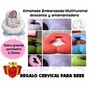 Almohada Multifuncion Embarazo,descanso+cervical Bebe!!!