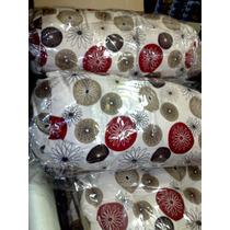 Almohadones Krea Caramelo P/sillas, Sillón O Decoración