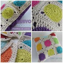 Fundas De Almohadones Tejidos Al Crochet Lindo Cachivache