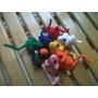 Ratoncitos Al Crochet