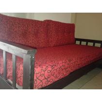 Juego de divan cama en mercadolibre argentina for Almohadones divan