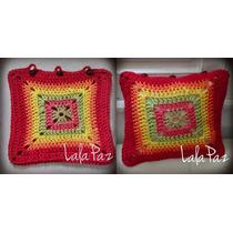 Almohadones Tejidos En Crochet