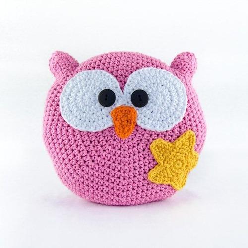 Almohadones Infantiles Tejidos Al Crochet - $ 150,00 en MercadoLibre