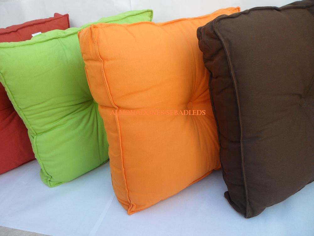 Como hacer almohadones para sillas imagui for Almohadones para sillones