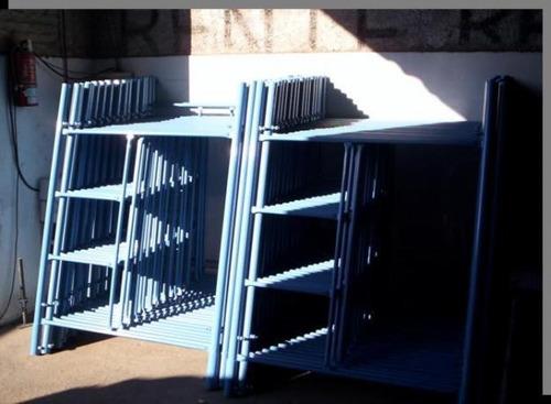 Alquiler de andamios puntales trompos escaleras zona - Alquiler de escaleras ...