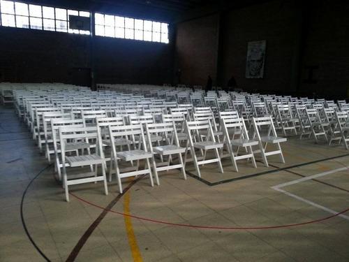 Alquiler De Hornos,mesas,sillas,livings,cristalería-eventos