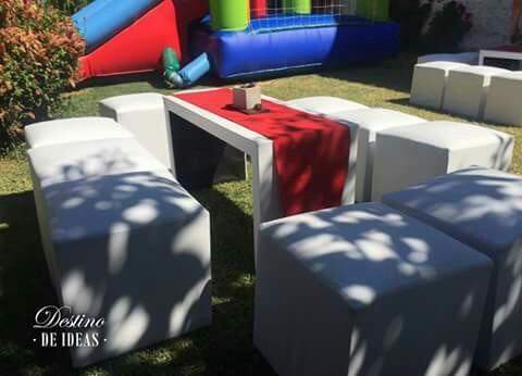 Alquiler De Livings - Deco - Inflables