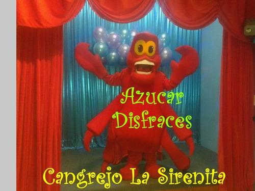 Alquiler Disfraces Disfraz Cabezones Personajes - Hermosos!!