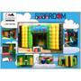 Inflable Playroom , Miniliving, Carpas, Gazebos En La Plata