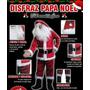 Disfraz Alquiler Papa Noel Traje Navidad El Mejor!!!