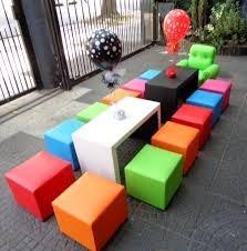 Alquiler Inflable Cama Elástica Plaza Tejo Living Metegol