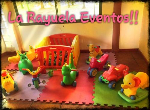 Alquiler Plaza Blanda Metegol Mini Puff Living Carpas Teepee
