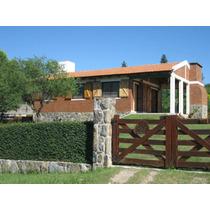 Alquilo Casa Icho Cruz Con Pileta - A 10 Min De Carlos Paz