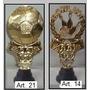 Trofeos Alt.16cm,souvenirs,medallas,cumples,copas,plaquetas