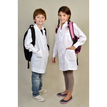 Guardapolvos Escolares Talle 8