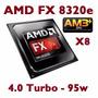 Procesador Cpu Amd Fx 8320e X8 3.2ghz Am3+ 95w - En La Plata