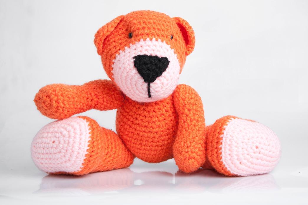 Amigurumis Animales Tejidos Al Crochet - $ 250,00 en MercadoLibre