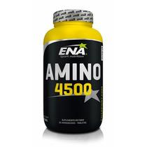 Amino 4500 Ena 150 Tabs. Recuperador Arginina Glutamina Bcaa