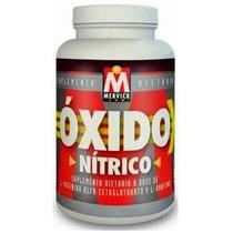 Oxido Nitrico 150 Grs. Mervick Pre-entreno Arginina Ornitina