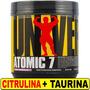 Aminoacidos Bcaa Atomic 7 Universal X 412 Gr + Plan Y Rutina