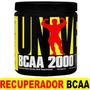 Bcaa 2000 Universal X 120 Caps Aminos Encadenados + Rutina !