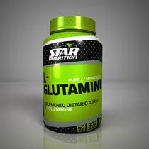 L-glutamine 300gr Star Nutrition