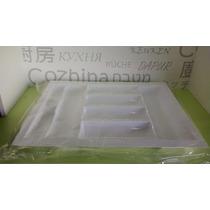 Cubiertero Organizador Plastico 60 X 51 - Cajon De Cocina