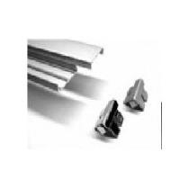 Conector Para Tapacanto Aluminio (brillante) 18mm Sendras