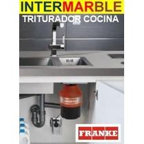 Triturador Franke De Residuos Comida Pileta Cocina 0.50hp