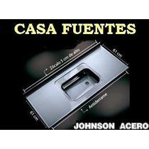 Mesada Johnson Acero Inoxidable De 140x61cm Bacha Simple