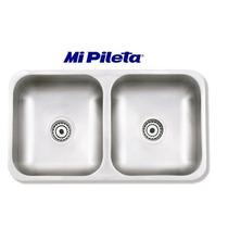 Bacha Mi Pileta Modelo 206 71x37x15 Cocina Bajo Mesada