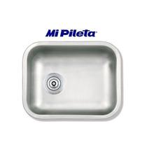 Bacha De Cocina Modelo 443e Mi Pileta 44x34x20