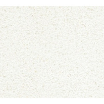 Mesada De Cuarzo 1,50 X 0,60 Blanco Norte Sugar White