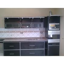 Mueble De Cocina Con Canto De Aluminio