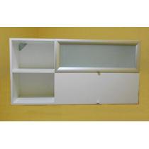 Alacena Con Puerta De Aluminio Y Vidrio